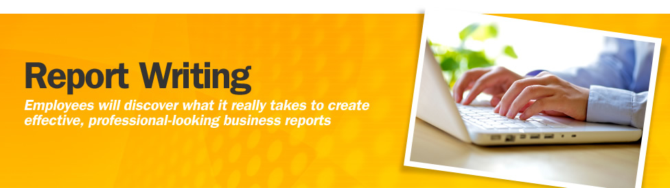 Business-Reports-Training